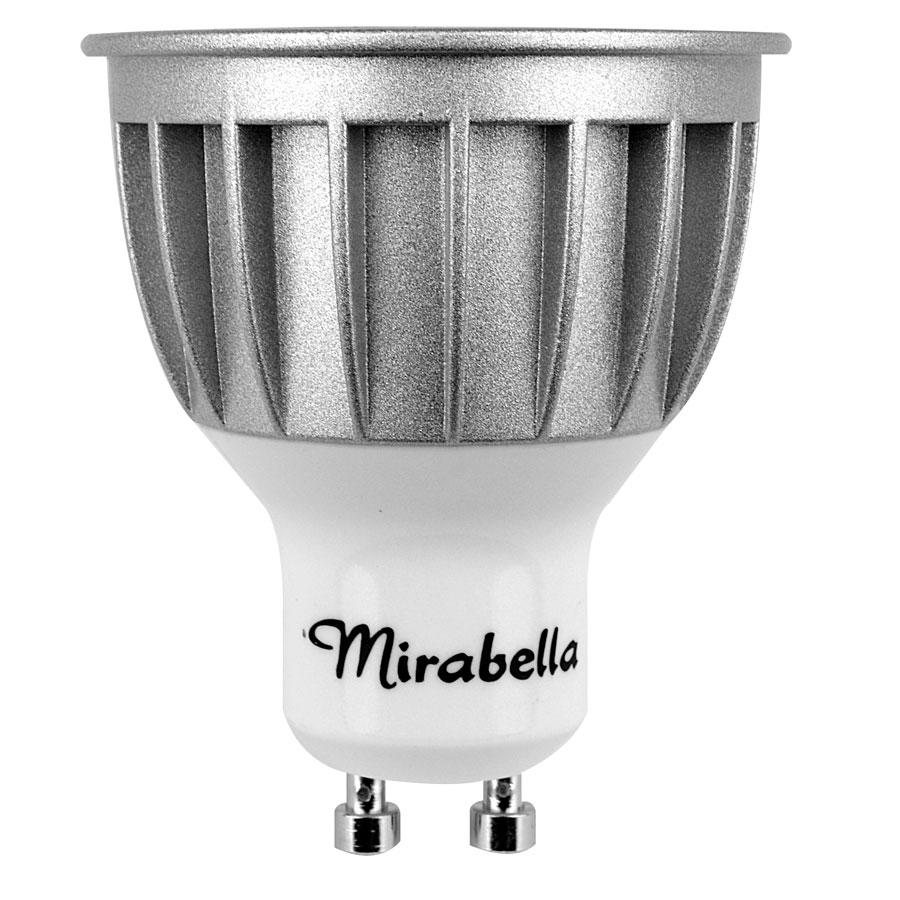 led 8w gu10 240v mirabella. Black Bedroom Furniture Sets. Home Design Ideas